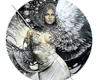 30mm, beautiful goddess, fairy, strength, energy