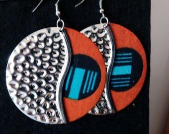 Earrings wax