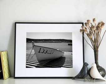 Newfoundland Fishing Boat, Photographic Print, 11x14