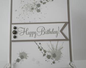 Greeting Card, Birthday Male/Female