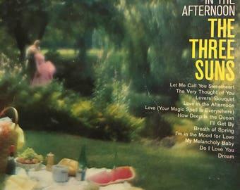 The Three Suns Vinyl Album