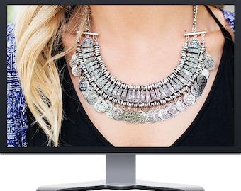 Jewelry Store Boutique E-Commerce Shopify Website Design