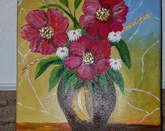 Picture - oil - canvas