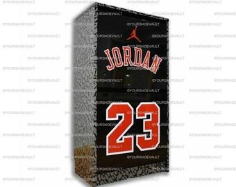 Air Jordan Shoe Storage Cabinet / Box / Chest