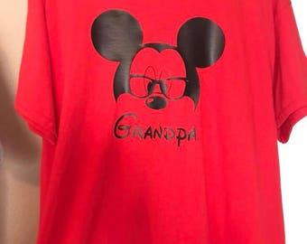 Grandpa Mickey