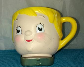 Dolly Dingle- Campbell's Soup Cup