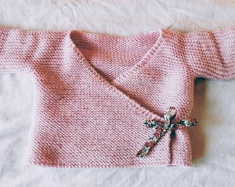 Liberty link and powder pink heart