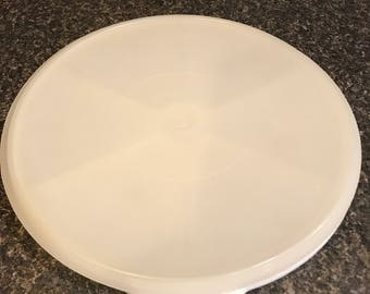 Vintage Tupperware Relish Tray