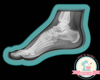 Foot 1 Cookie Cutter