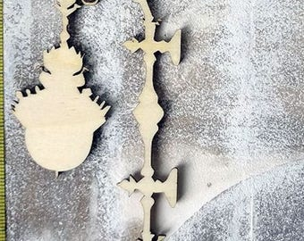 Lamppost 29 embellishment wooden creations