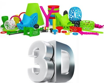 3D plastic printing solution