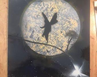 Night Fairy (prints)