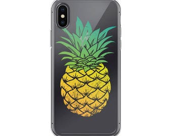 iPhone Pineapple Hawaiian Aloha Case