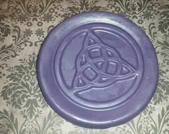 Celtic Trinity knot Soap