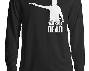 The Walking Dead  Zombie   Long Sleeve shirt S-2 XL