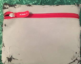 Delta Airlines Flight Amenity Kit Travel Bag