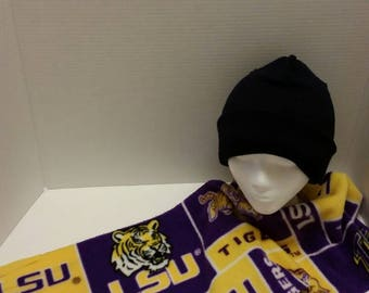 LSU Team Scarf