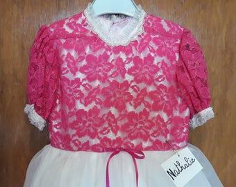 Nathalie - princess dress