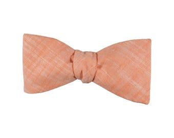 Cantaloupe Bow Tie