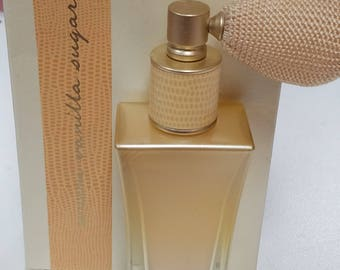 Bath Body Works Warm Vanilla Sugar Limited Edition Shimmering Radiant Power Spray 0.35oz