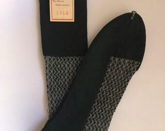 Vintage 1933 socks
