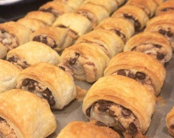 Rugelach, any flavor, 1 pound