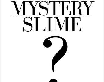 MYSTERY SLIME 4oz