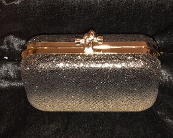 Golden brown clutch