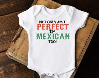 Mexico Onesie®, Made in Mexico Onesie®, Mustache Onesie® Cinco De Mayo Onesie®, Mexican Baby, Mexico Shirt, Mexico Onesie®, Mexican shirt