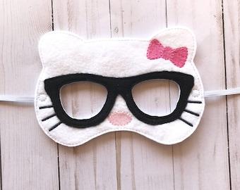 Hello Kitty Inspired Mask