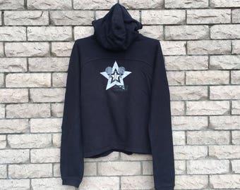 vintage!!! MICKEY MOUSE DISNEY hoodie spellout big logo... vintage hoodie.. vintage sweatshirt..