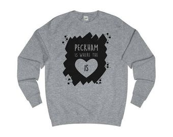 Peckham Is Where The Heart Is T-Shirts/Sweaters/Hoodies