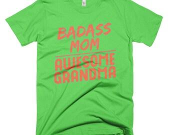 Badass Mom Short-Sleeve T-Shirt
