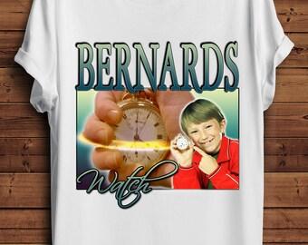 Bernards Watch T Shirt Vintage Style