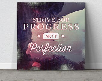 Motivational Quote, Inspirational Quote, Motivational Canvas, Inspirational Canvas, Modern Wall Art, Wall Art Decor, Living Room Decor, Gift