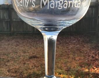 Jumbo Margarita Glass