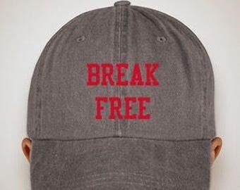 The Break Free cap