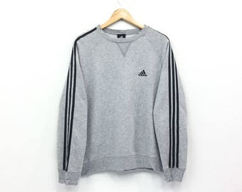 Buy cheap grey adidas jumper >a off63% discountdiscounts
