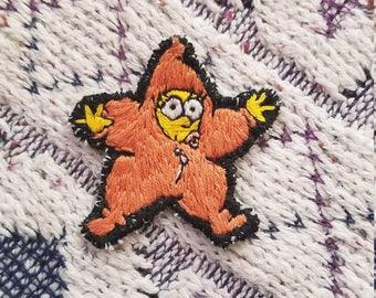 Snowsuit Maggie Simpson sew on patch