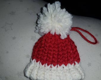 Small knitted Christmas tree Deceraiton 5