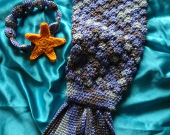 Mermaid tail for newborn