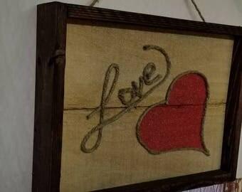 A lovely heart