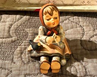 Happy Pastime TMK5 Number 69 M.I. Hummel Figurine