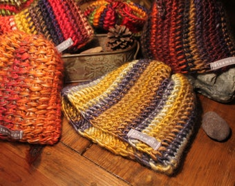 Gypsy Knitted Hats