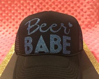 Custom Drinking Trucker Hats