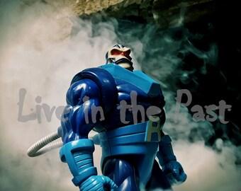 Toy Biz Apocalypse action figure 8x10 toy photo print
