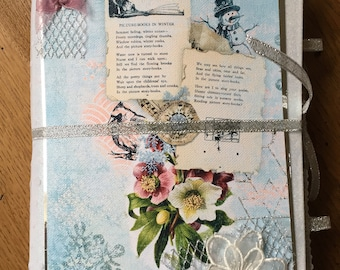 Winter Song Journal