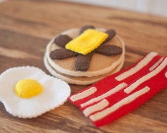 Felt Breakfast kit