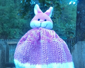 Hand Knit Children's Hat
