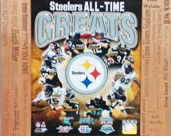 Pittsburgh Steelers 8x10 photo and picture frame